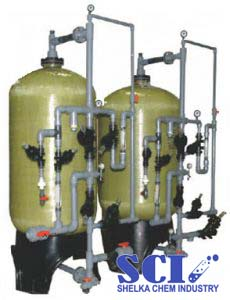Water Softener 5000 Liter