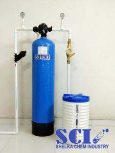 Water Softener 2000 Liter